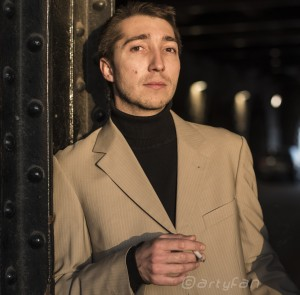 Nicolas Seigle - biographies ©ArtyFAN