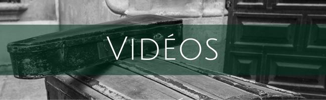 vidéos - duo Seigle